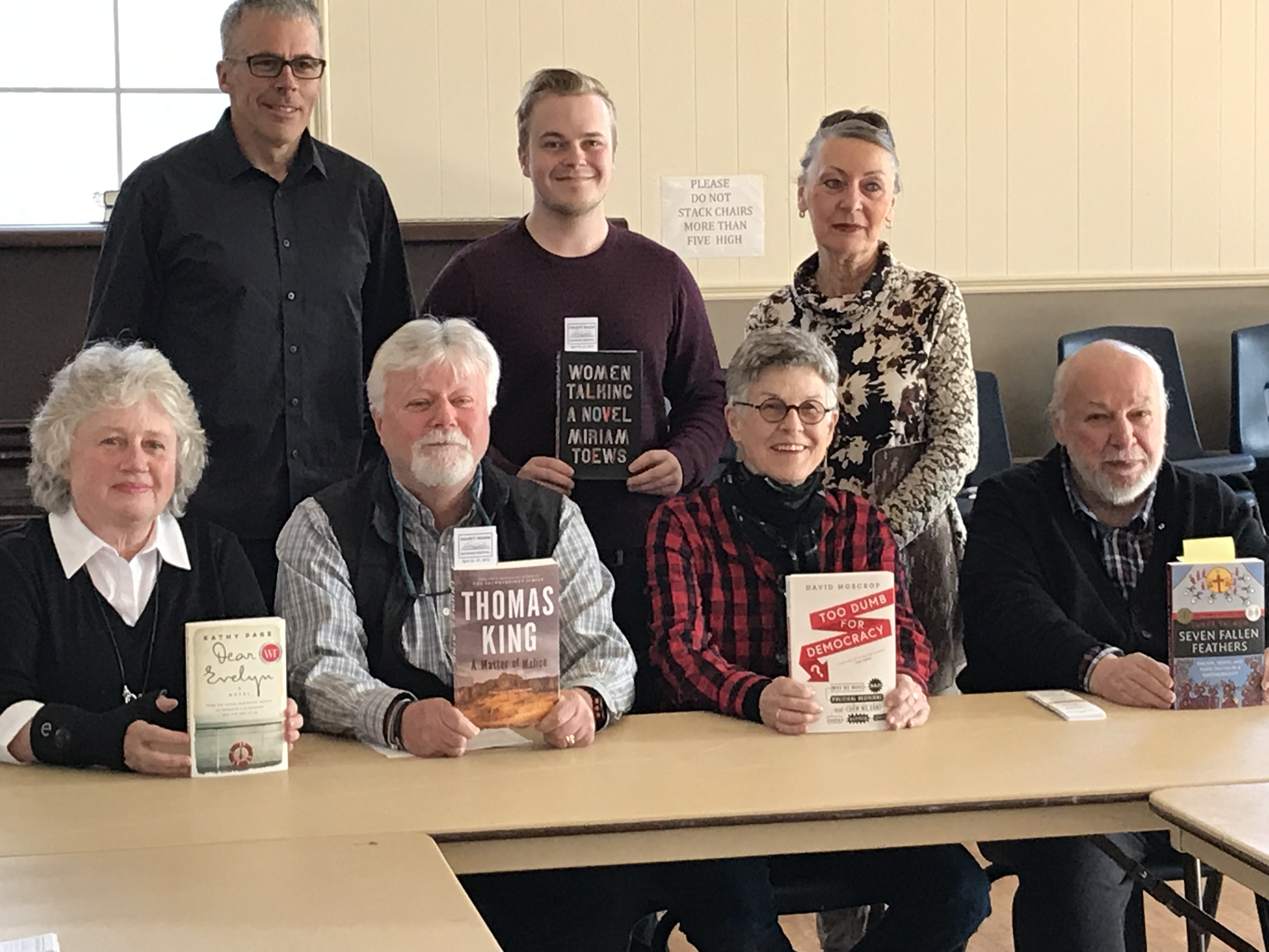 County Reads 2019 Presenters