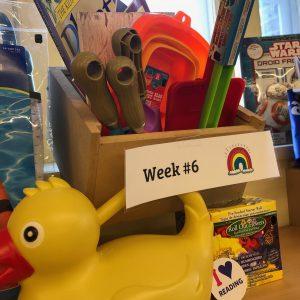 Week #6 Prize