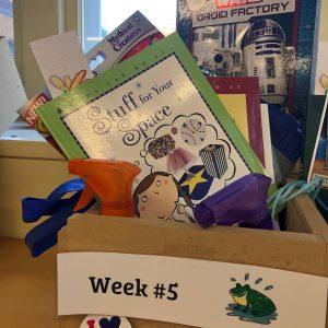 Week #5 Prize