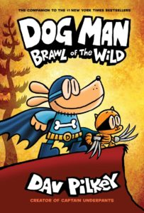 Brawl of the Wild Cover