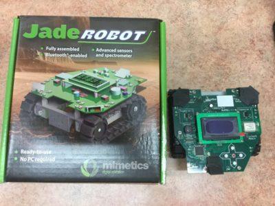 Jade Robot