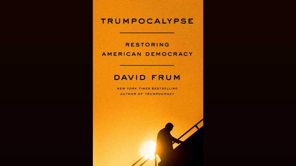 Trumpocalypse Book Cover
