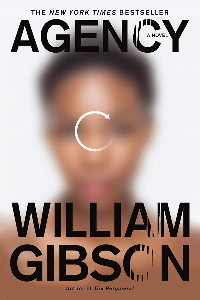 Book cover of Agency by William Gibson