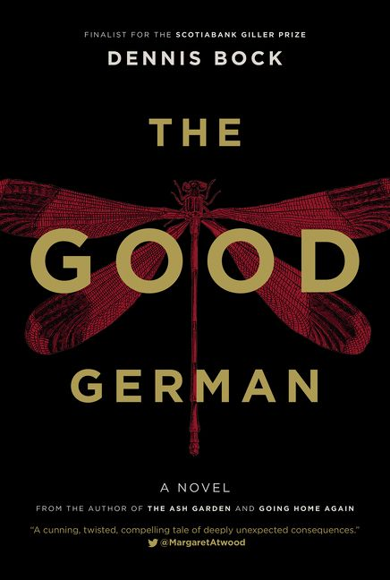 Book cover of The Good German