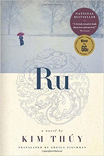 Book cover of Ru by Kim Thuy